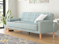 Shayne Sofa pertaining to Elegant Teal Living Room Furniture