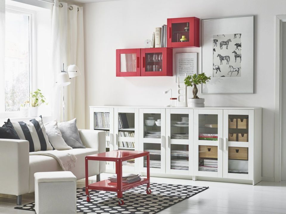 Sideboard Ikea | Home | Living Room, Room, Ikea Living Room with regard to Best of Ikea Wall Cabinets Living Room