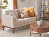 Small Sectional Sofas & Couches For Small Spaces | Overstock intended for Awesome Furniture For Small Spaces Living Room