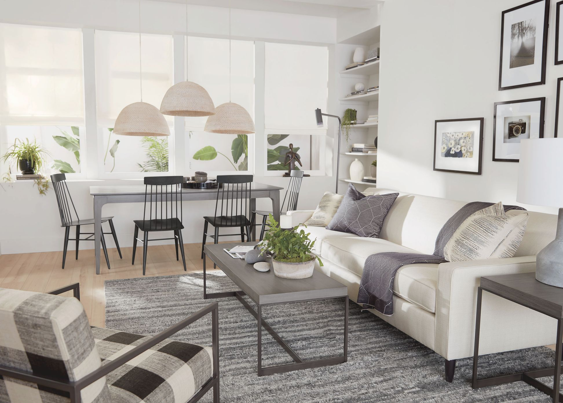 Small Space Living Room   Ethan Allen inside Furniture For Small Spaces Living Room