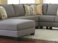 Sofas: Comfortable And Casual Loric Smoke Sectional For Your within Lovely Raymour And Flanigan Sectional Sofas
