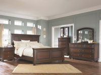 Solid Oak Bedroom Furniture Sets Queen Bed Porter 5 Piece with Oak Bedroom Furniture Sets