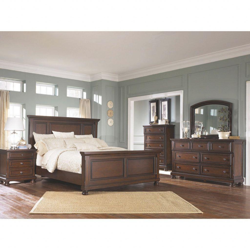 Solid Oak Bedroom Furniture Sets Queen Bed Porter 5 Piece with Oak Bedroom Furniture Sets