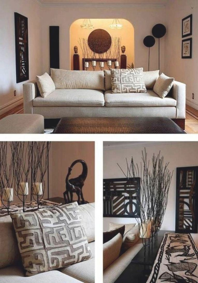 South African Decorating Ideas | Pinspired Interiors throughout African Decor Living Room