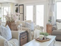Spring Refresh In The Living Room | Home | Chic Living Room in Awesome Shabby Chic Living Room Furniture