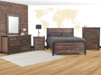 Structura Amish Bedroom Furniture Set with Unique Rustic Bedroom Furniture Sets