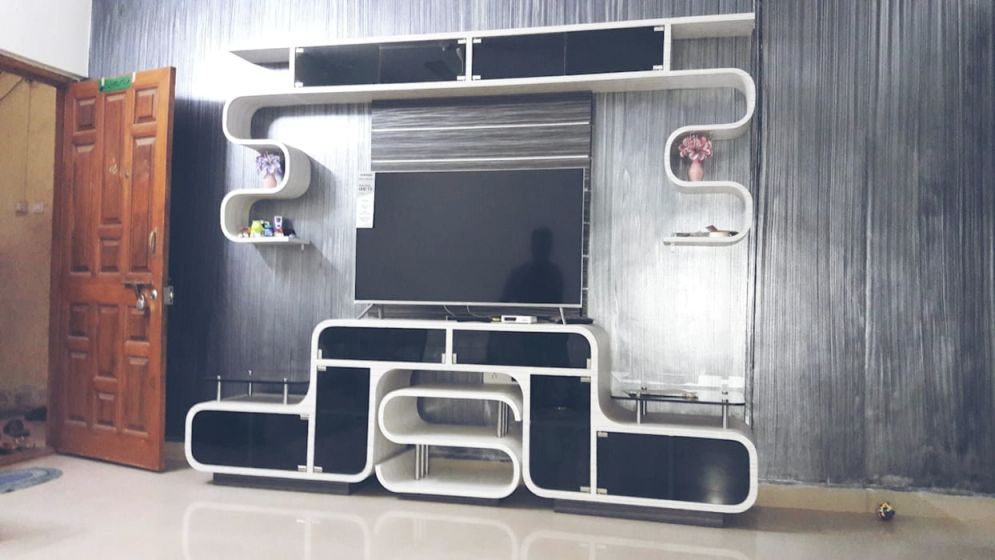 Stylish T.v. Unit: Modernclassic Furniture,modern pertaining to Stylish Tv Unit