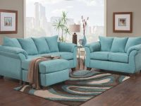 Taffy Living Room Collection for Turquoise Living Room Furniture