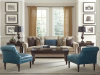 Teal Living Room Chair Curtains Throughout Design Accent regarding Teal Living Room Furniture