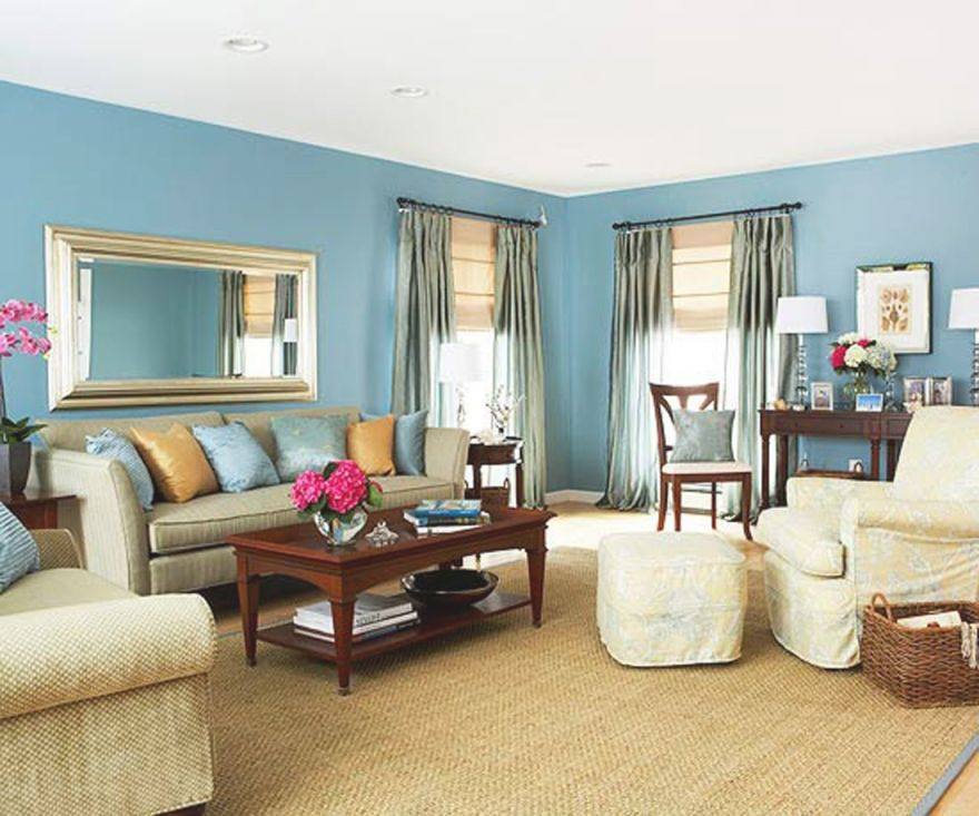 Teal Living Room Decor | Homesfeed for Teal Living Room Furniture