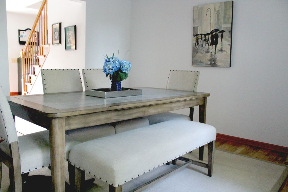 The Big Reveal!! Dining Room Makeover With Raymour with regard to Inspirational Raymour And Flanigan Living Room Sets