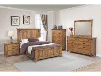 The Gray Barn Copper Coast Rustic Honey 5-Piece Bedroom Set regarding Unique Rustic Bedroom Furniture Sets