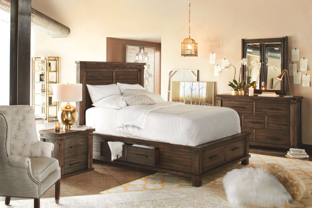 The Tribeca Bedroom Collection | Value City Furniture And in Value City Furniture Bedroom Set