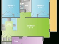 Three Bedroom Apartments In Miami – Lavida Apartments At with regard to Three Bedroom Apartment