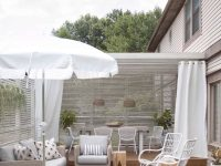 Tips For Decorating An Outdoor Living Space – A Beautiful Mess for Unique Outdoor Living Room Furniture