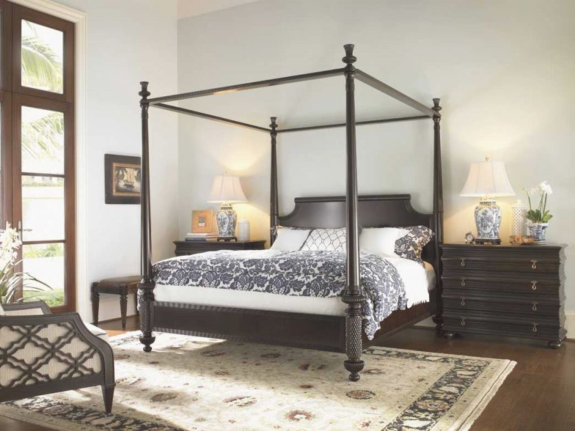 Tommy Bahama Royal Kahala Diamond Head Bedroom Set for ...
