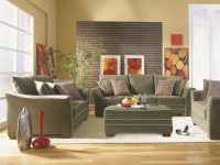 Transitional Fabric Living Room U202 Opulence Moss inside Best of Transitional Living Room Furniture