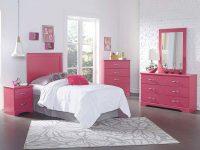 True Love Pink Bedroom Set | Children's Furniture | Discount regarding Pink Bedroom Furniture Sets