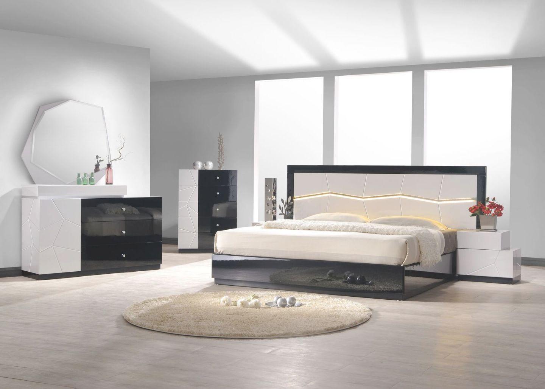 Turin King Size Bed inside New Modern Bedroom Furniture Sets