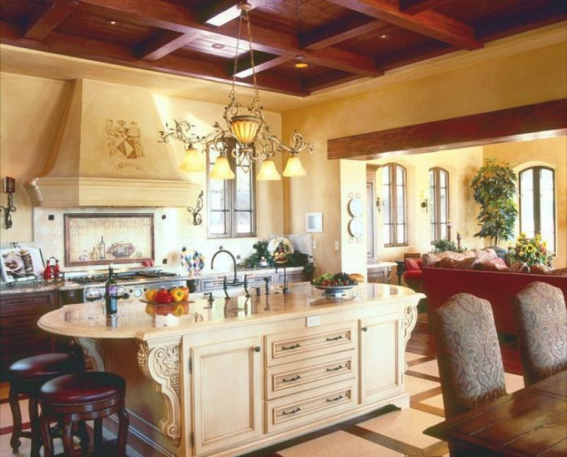 Tuscan Style Kitchen Decor Gestablishment Home Ideas To Intended For Best Of Decorating Living Room Awesome Decors