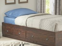 Twin Bed Frame Large Storage Drawers Bedroom Set Twin Mattress Bedroom Furniture in Luxury Twin Bedroom Furniture Set