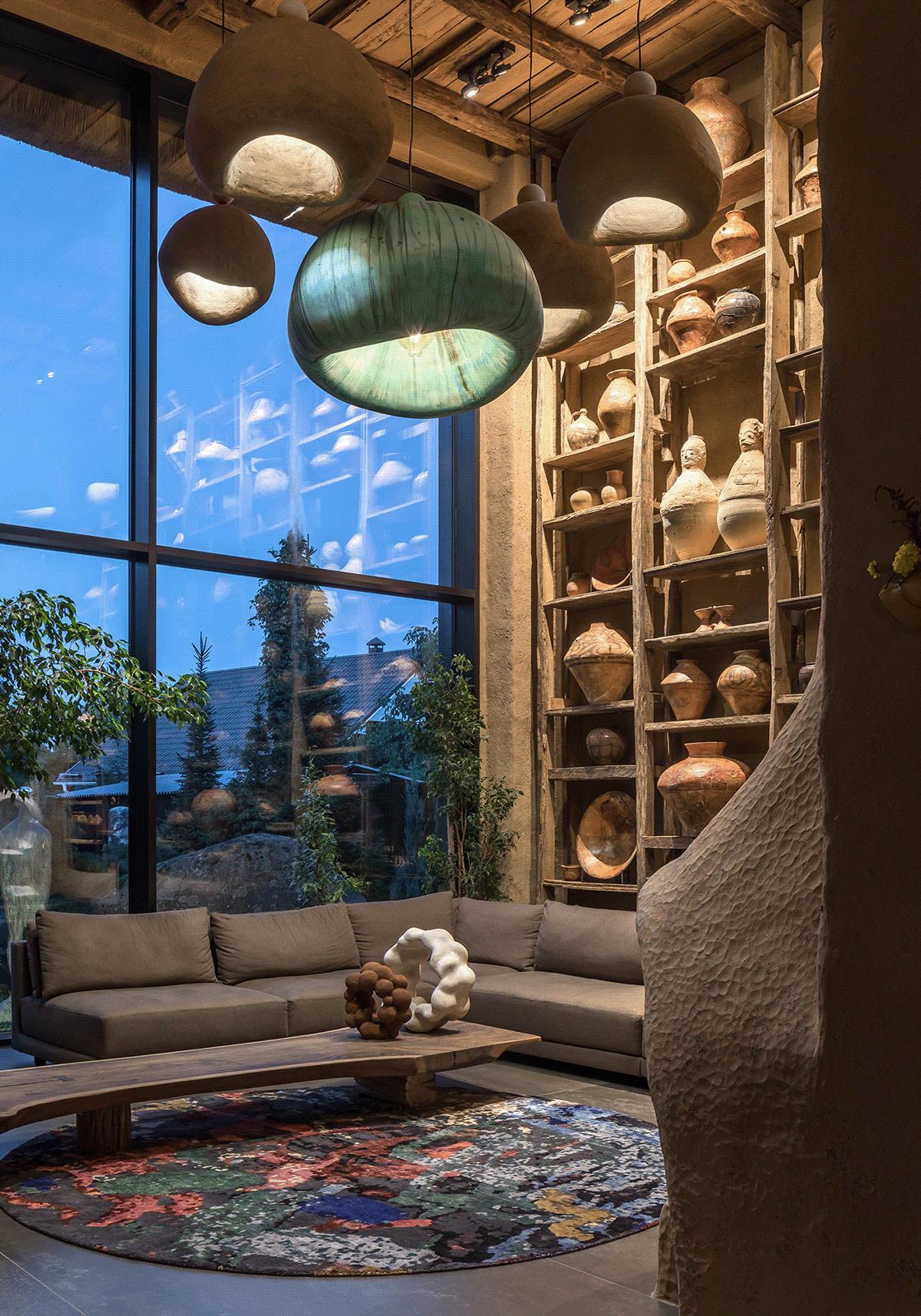 unique-living-room-pendant-lights
