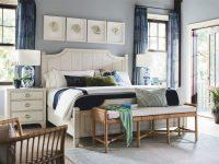 Universal Coastal Living Escape 4Pc Surf Side Bedroom Set In Sandbar Code:univ20 For 20% Off within Coastal Bedroom Furniture Sets