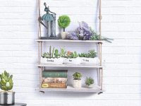 Us $13.86 48% Off|Ins 1/2/3 Shelf Home Decoration Living Room Wall Decor Hanging Wood Shelves Crafts Shelf Create Simple Wooden For Kid Room Decor-In with regard to Unique Decorating Shelves In Living Room