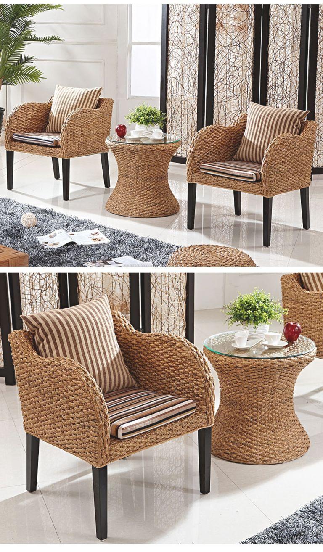 Elegant Rattan Living Room Furniture Awesome Decors