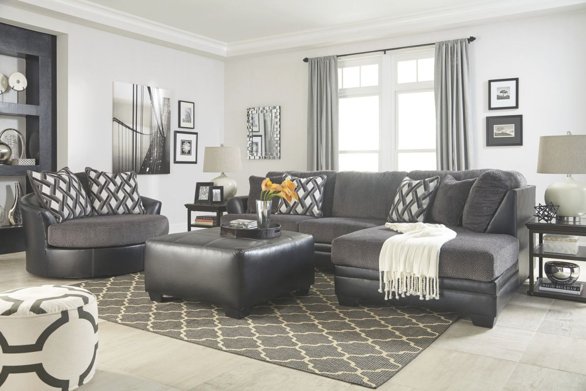 Vader 2 Piece Sectional intended for Elegant 2 Piece Sectional With Chaise