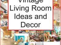 Vintage Living Room Ideas And Decor | Retro Vintage Style within Retro Living Room Decor