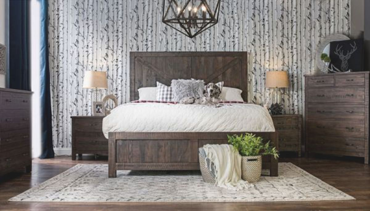 Walnut Queen Bedroom Set with regard to Awesome Cheap Queen Bedroom Furniture Sets