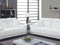 Zibak White Living Room Set with Luxury White Living Room Furniture Sets