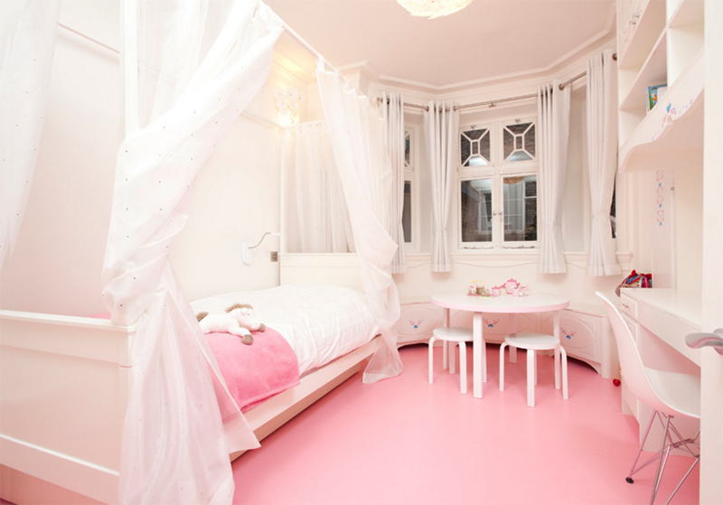 Baby Pink Room
