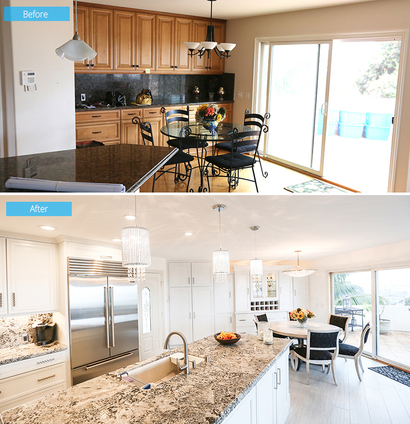 Kitchen Condo Remodel Palm Aire Country Club