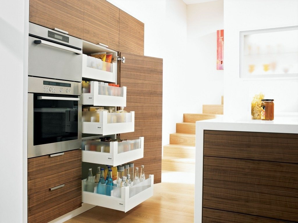 Kitchen Storage Systems