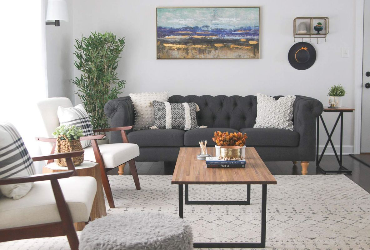 styling a small living room