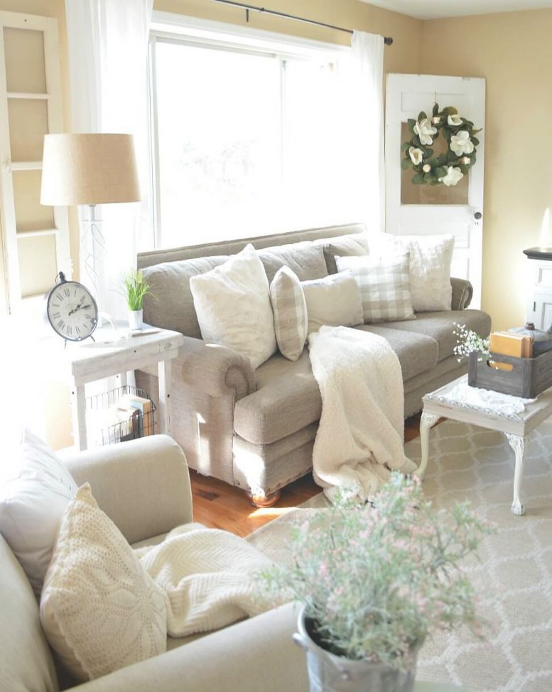 25+ Best Small Living Room Decor And Design Ideas For 2019 for Ideas Of Decorating Small Living Room