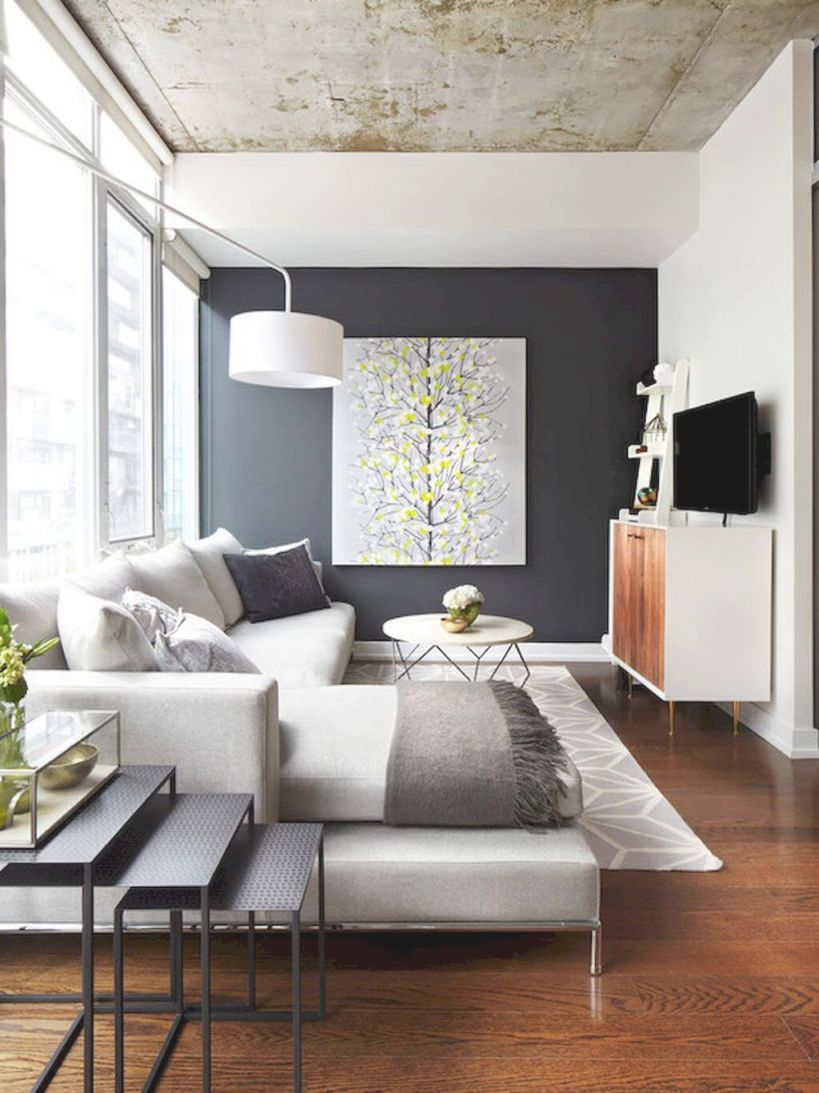 25+ Best Small Living Room Decor And Design Ideas For 2019 intended for Home Decorating Ideas Small Living Room
