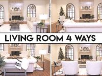4 Living Room Layout Ideas | Easy Transformation within Home Decorating Ideas Small Living Room