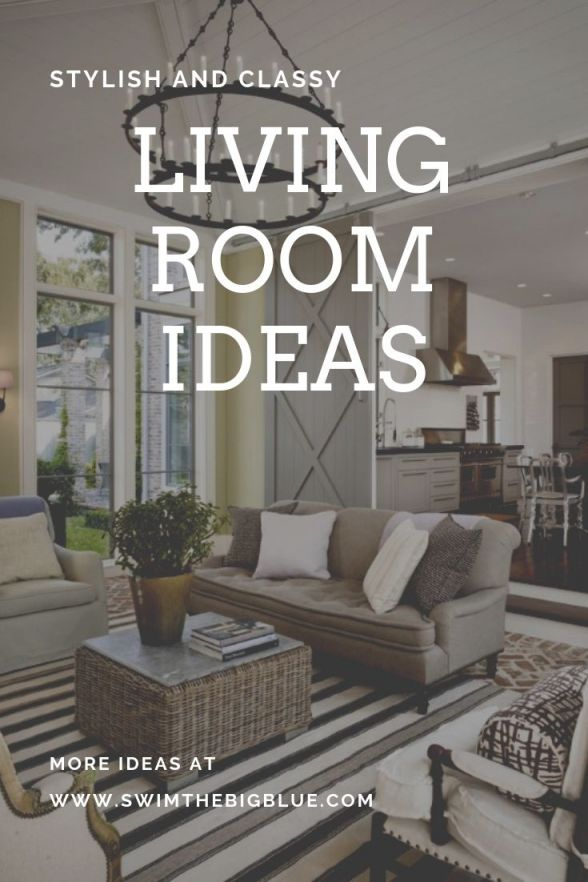 40 Stunning And Inspirational Living Room Ideas within Home Decorating Ideas Small Living Room