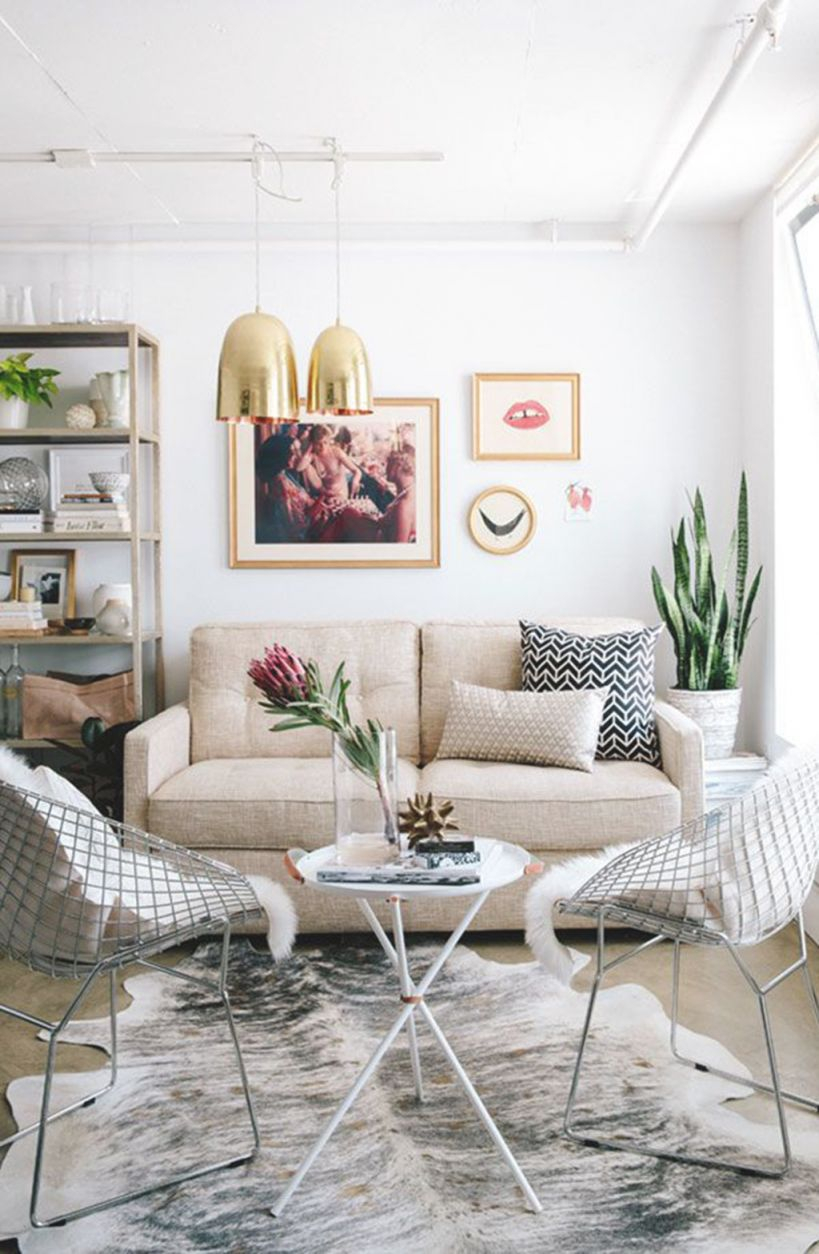 50 Best Small Living Room Design Ideas For 2019 for Unique Ideas Of Decorating Small Living Room