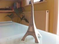 Artistic Eiffel Tower Sculpture For Living Room Art with Eiffel Tower Living Room Decor
