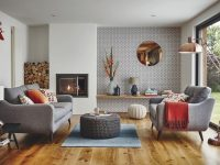 Cosy Living Room Ideas For Your Home Decoration | Copper in Living Room Interior Decoration