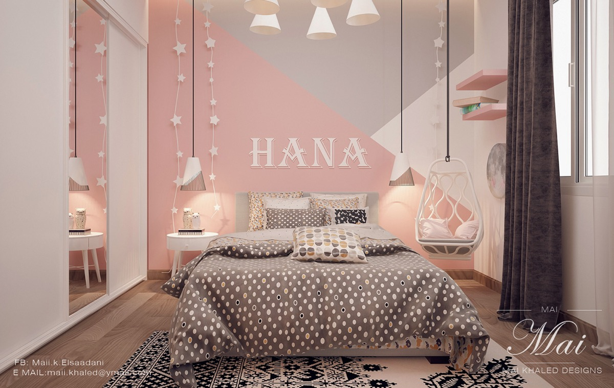gray-and-pink-bedroom