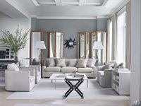 Inspiring Gray Living Room Ideas | Architectural Digest in Home Decorating Ideas Small Living Room