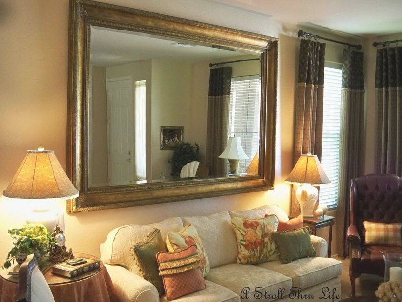 interior mirror wall decoration ideas living room beautiful within mirrors decorative living room