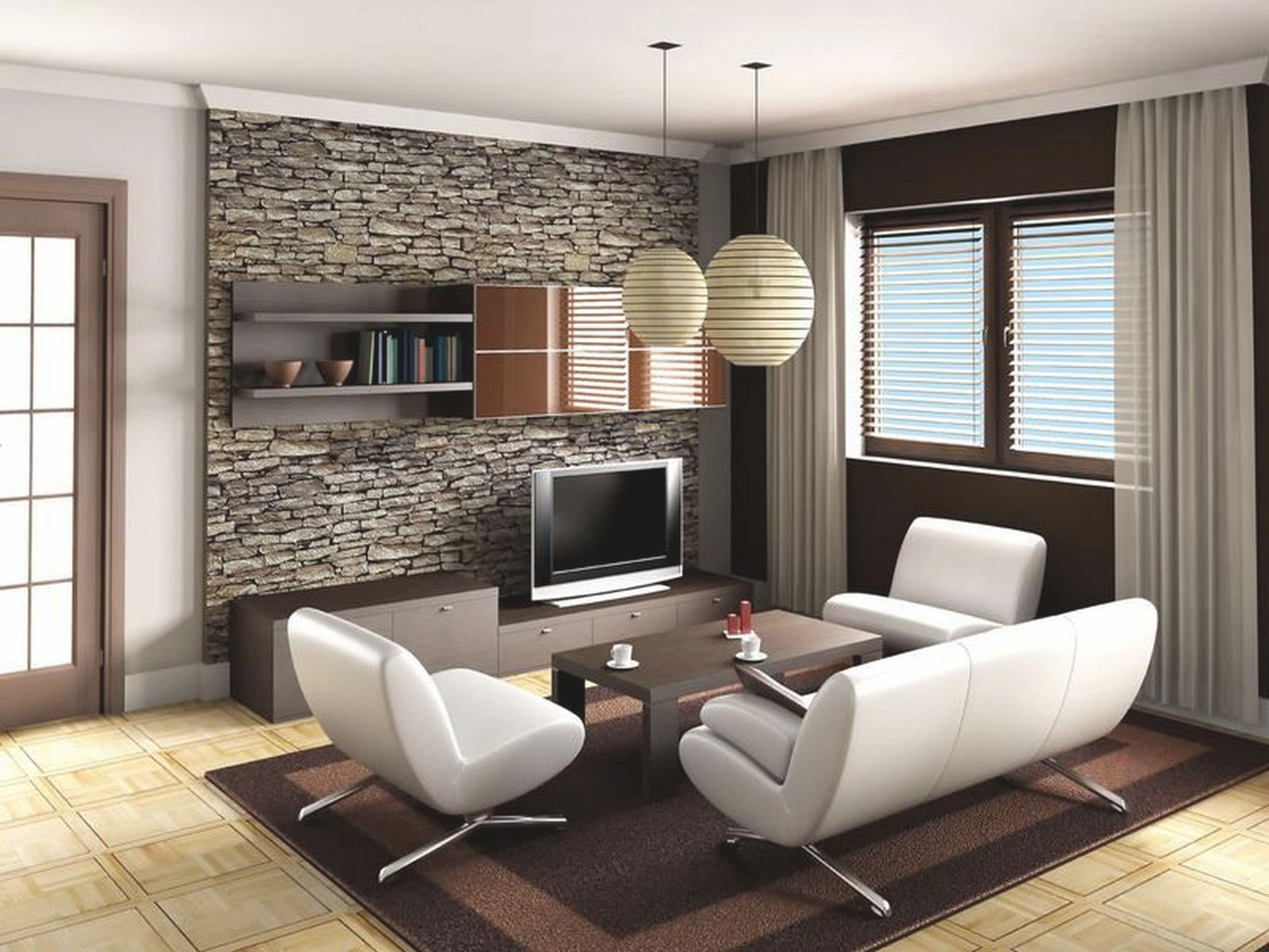 Living Room : Modern Small Living Space Ideas For Small in New