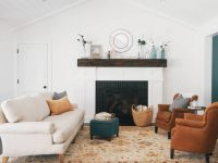 Mantel Decorating Ideas – Freshome pertaining to Unique Modern Decor Ideas For Living Room