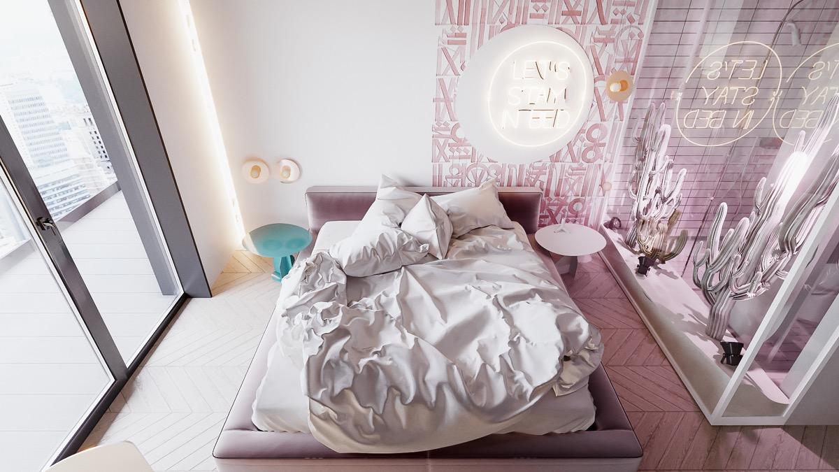millennial-pink-bedroom
